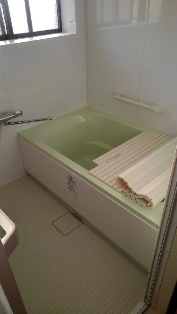 横浜市港北区 浴室交換工事