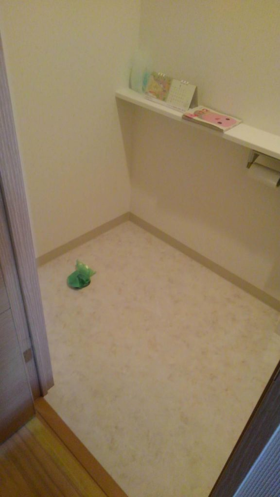 川崎市中原区 トイレ交換工事