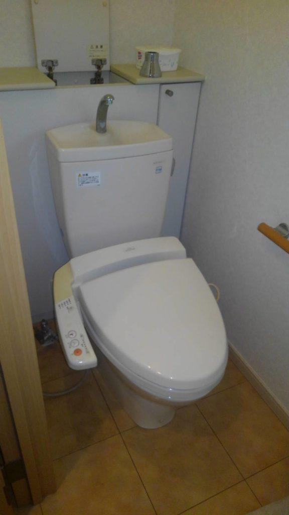 横浜市都筑区 トイレ交換工事
