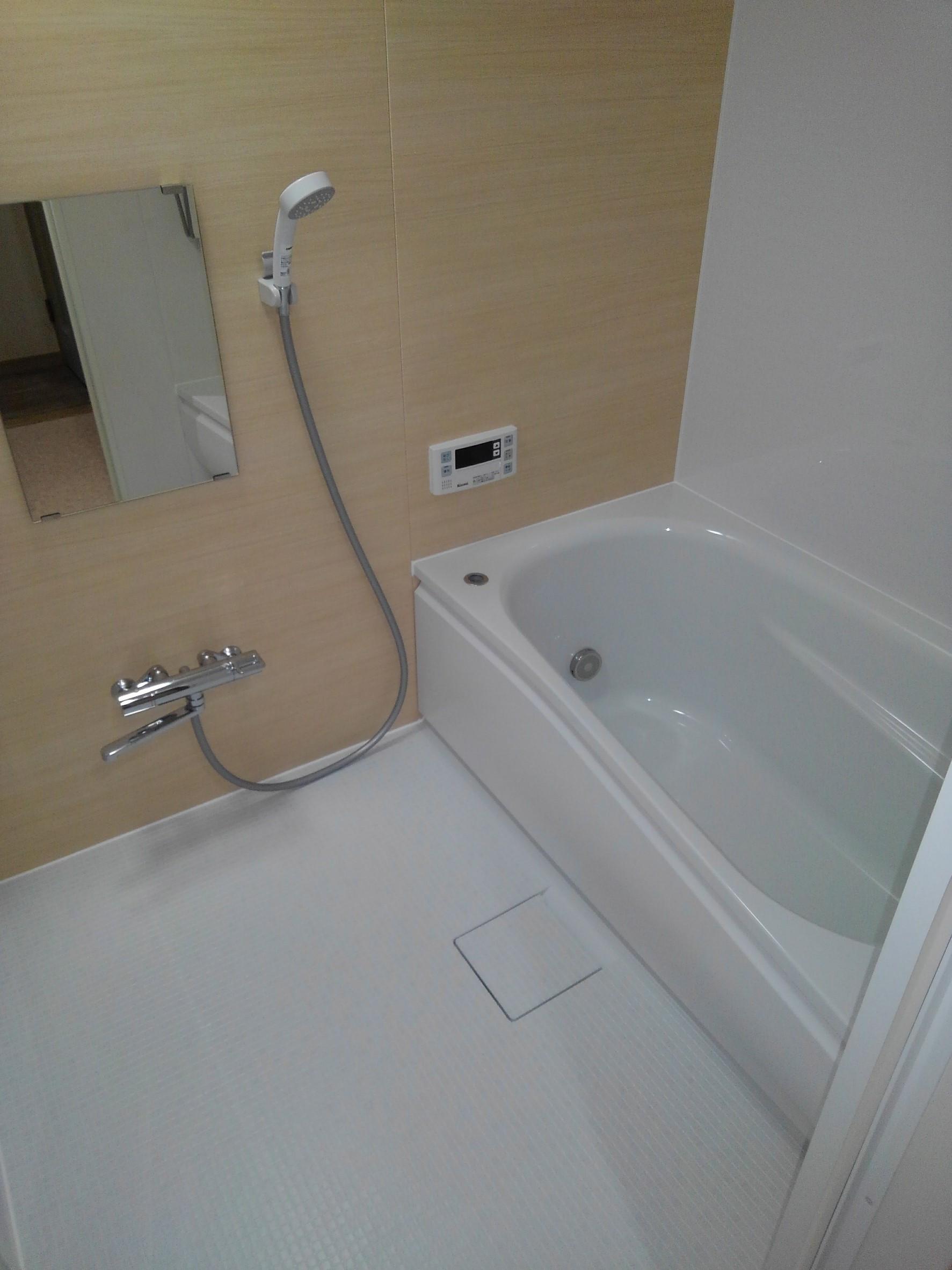 川崎市高津区 浴室リフォーム工事