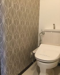 川崎市中原区 トイレ交換工事を行いました!