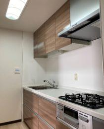 世田谷区 キッチン交換工事を行いました!