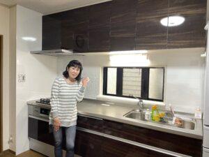 川崎市中原区K様 キッチン交換工事後のお声をいただきました